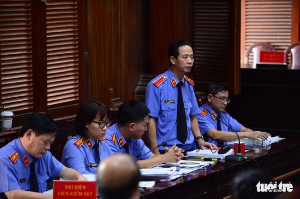 Viện kiểm sát khẳng định truy tố ông Đinh La Thăng không oan - Ảnh 1.