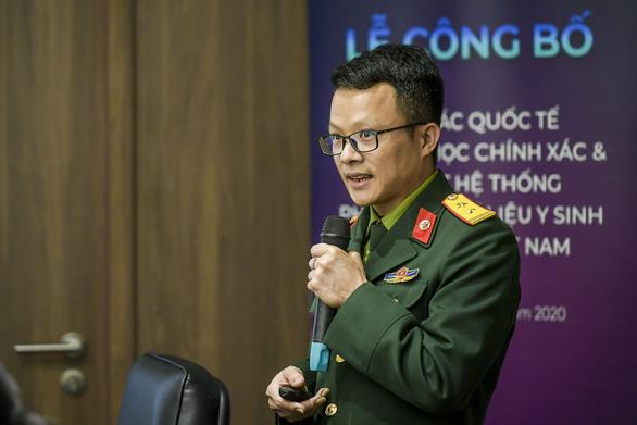 Vingroup ra mắt hệ thống quản lý dữ liệu y sinh hàng đầu Việt Nam - Ảnh 2.