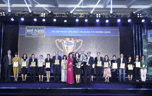 Vinamilk dẫn đầu top các doanh nghiệp bền vững Việt Nam năm 2020 - Ảnh 5.