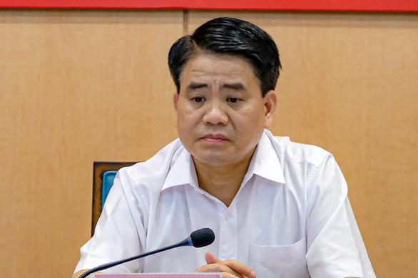 Ông Nguyễn Đức Chung còn bị điều tra hai vụ án khác, sức khỏe bình thường - Ảnh 1.