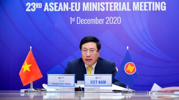 EU nhấn mạnh những cam kết quan trọng với ASEAN - Ảnh 1.