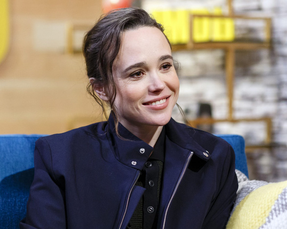 Ellen Page - ngôi sao Inception - chuyển giới thành đàn ông - Ảnh 2.