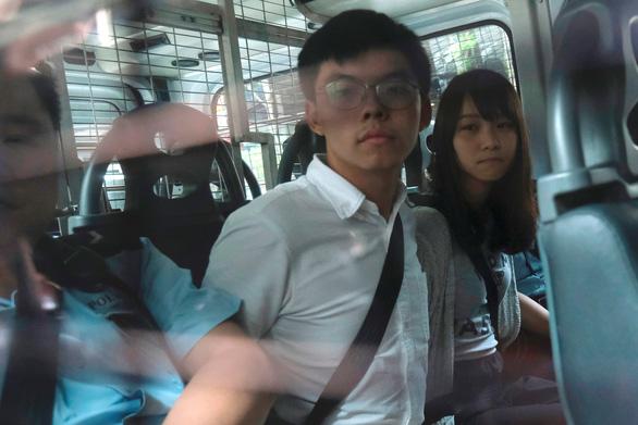 Hoàng Chi Phong, Chu Đình, Lâm Lãng Ngạn bị kết án tù - Ảnh 1.