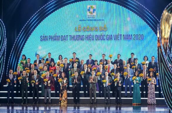 PV GAS tiếp tục nhận vinh danh Thương hiệu Quốc gia năm 2020 - Ảnh 2.