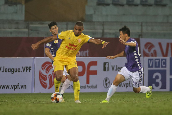 V-League 2021: SHB Đà Nẵng phải có mặt ở nhóm A - Ảnh 1.