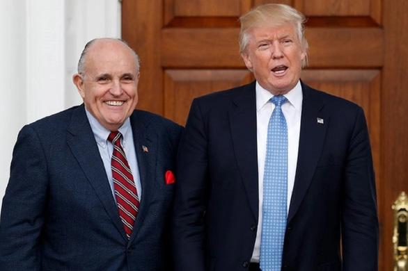 Bộ Tư pháp Mỹ điều tra vụ hối lộ để được ân xá trước khi ông Trump rời Nhà Trắng - Ảnh 2.