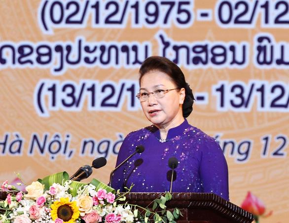 Quan hệ đặc biệt Việt - Lào không suy chuyển bởi đổi thay thời cuộc - Ảnh 2.