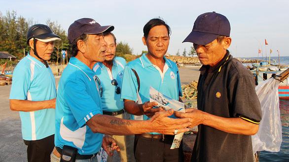 Những vệ sĩ của biển xanh - Ảnh 1.