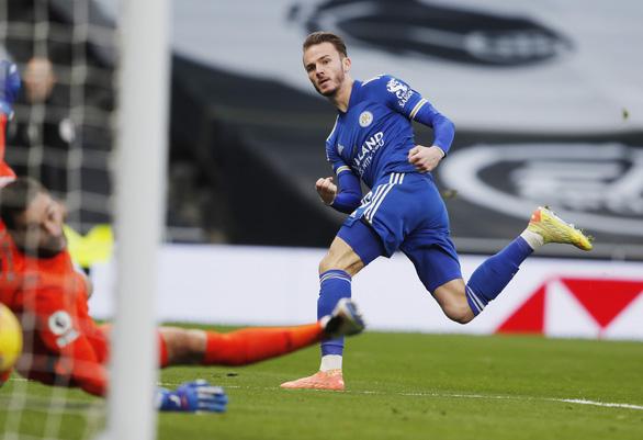 Tottenham của Mourinho thua trận thứ 2 liên tiếp - Ảnh 2.