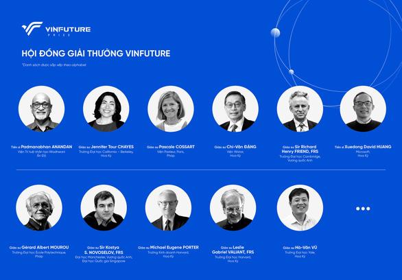 Tỉ phú Phạm Nhật Vượng lập giải thưởng khoa học - công nghệ toàn cầu VinFuture lên đến 4,5 triệu USD - Ảnh 1.