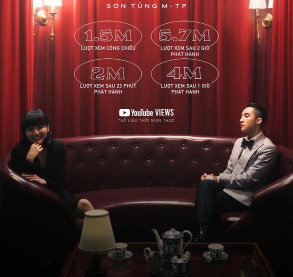 Nhập vai xã hội đen, Sơn Tùng làm nhiều khán giả hoang mang - Ảnh 2.