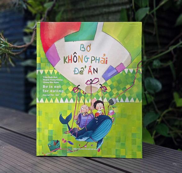 Mời gọi thiếu nhi Việt sáng tác truyện tranh cho trẻ em - Ảnh 1.