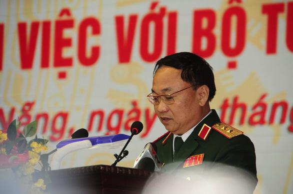 Chủ tịch Quốc hội thăm Bộ tư lệnh Quân khu 5 - Ảnh 2.