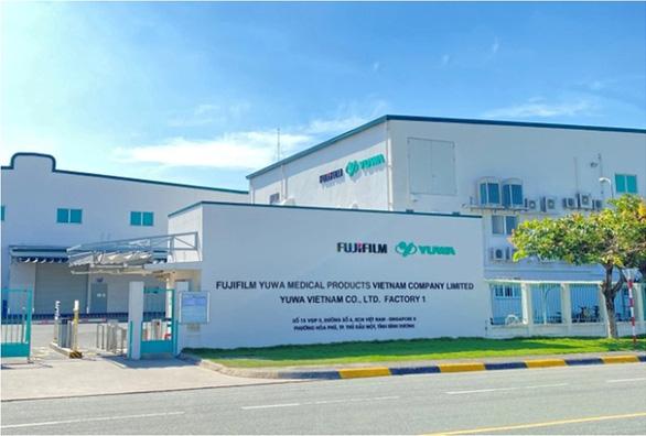 Fujifilm làm bộ xét nghiệm COVID-19 tại Việt Nam để bán khắp thế giới - Ảnh 1.
