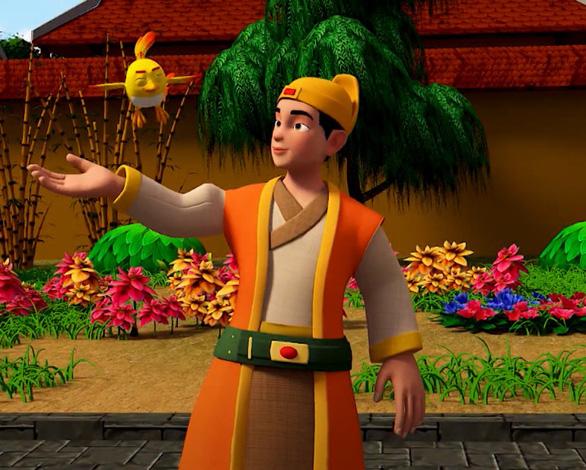 Phim hoạt hình: cổ tích lên truyền hình, sử Việt mơ ra rạp - Ảnh 1.