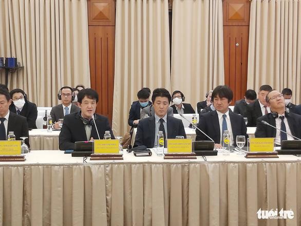Doanh nghiệp Nhật phản ánh gì về việc đầu tư ở Việt Nam? - Ảnh 1.