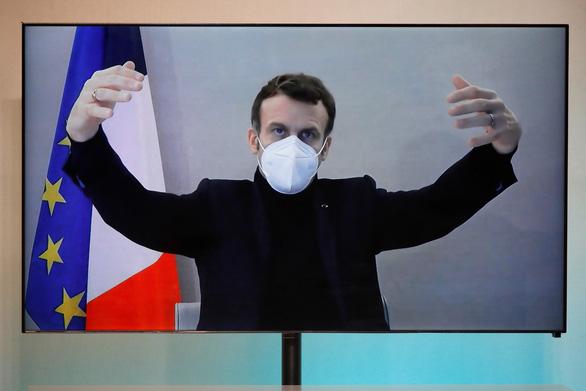 Khi Tổng thống Pháp Macron tự khai báo sức khỏe - Ảnh 1.