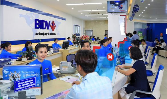 Moody's tăng định hạng tiền gửi ngoại tệ của BIDV - Ảnh 1.