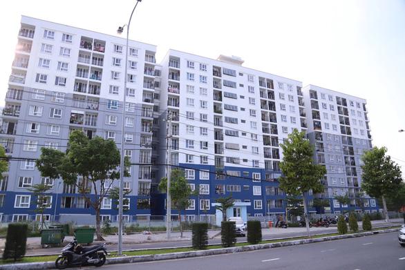 Người có nhà mua căn hộ thu nhập thấp, thanh tra rõ sao quá khó xử lý? - Ảnh 1.