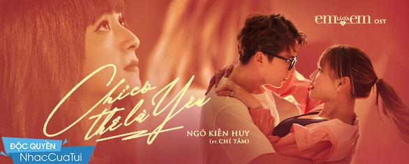 Sau Truyền thái y gây sốt, Ngô Kiến Huy lấn sân hát nhạc phim - Ảnh 1.