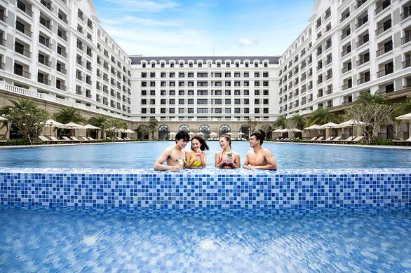 Vinpearl ra mắt khách sạn tối giản thông minh hàng đầu Việt Nam - Ảnh 2.