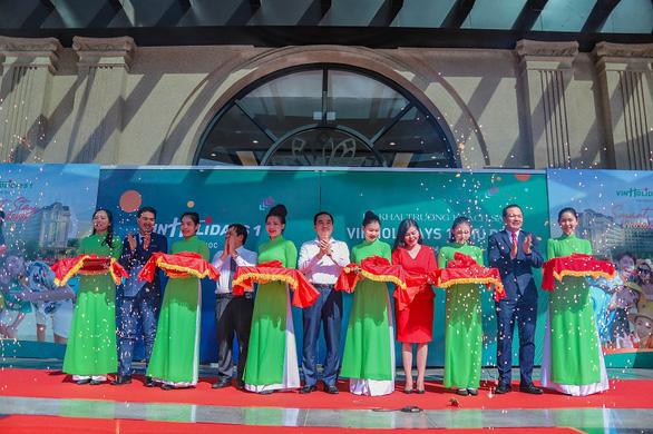 Vinpearl ra mắt khách sạn tối giản thông minh hàng đầu Việt Nam - Ảnh 1.