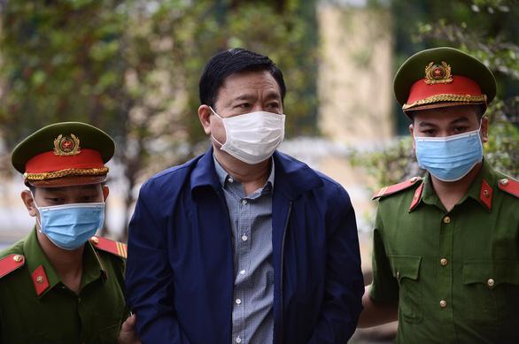 Ông Đinh La Thăng không kháng cáo vụ cao tốc TP.HCM - Trung Lương - Ảnh 1.
