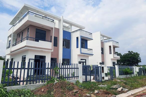 Một doanh nghiệp xây trái phép khu đô thị thông minh hoành tráng 488 căn nhà - Ảnh 2.