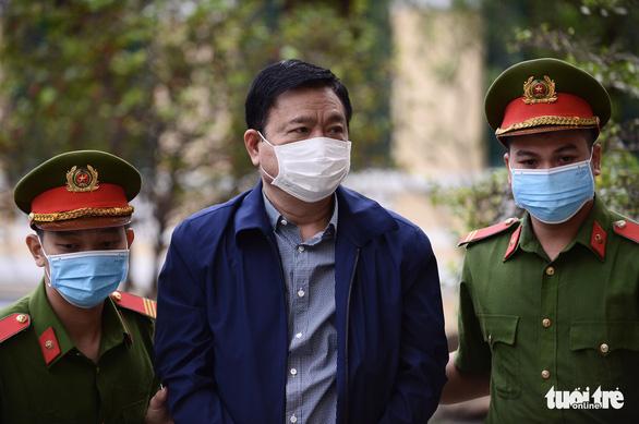 Ông Đinh La Thăng lãnh 10 năm tù vụ sai phạm cao tốc TP.HCM - Trung Lương - Ảnh 1.