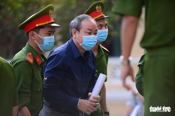 Ông Đinh La Thăng lãnh 10 năm tù vụ sai phạm cao tốc TP.HCM - Trung Lương - Ảnh 3.