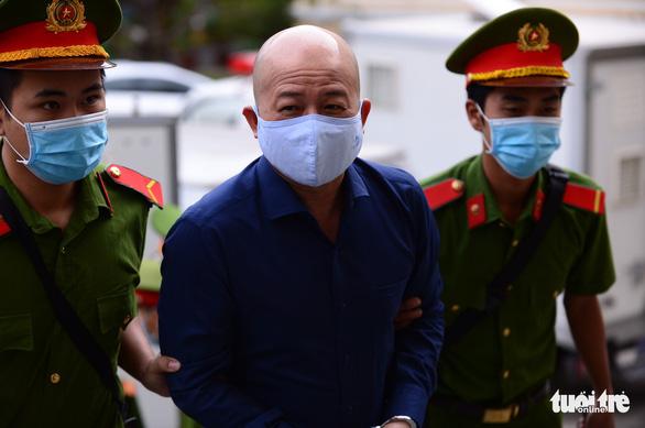 Ông Đinh La Thăng lãnh 10 năm tù vụ sai phạm cao tốc TP.HCM - Trung Lương - Ảnh 4.