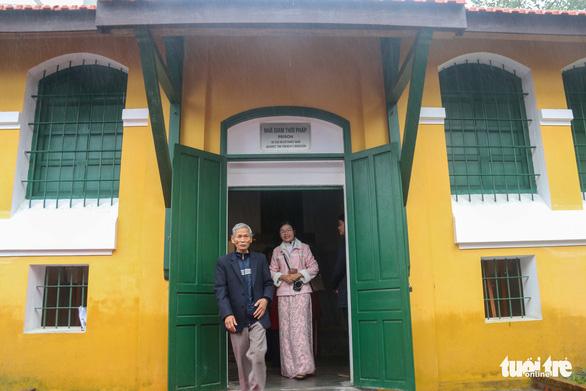Khu chứng tích Lao Thừa Phủ mở cửa đón khách sau trùng tu - Ảnh 1.