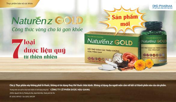 Naturenz Gold - Bí quyết vàng hỗ trợ giảm viêm gan hiệu quả - Ảnh 3.