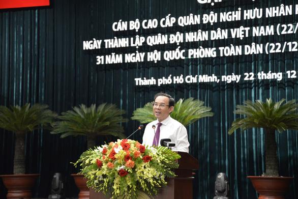 Bí thư Thành ủy TP.HCM Nguyễn Văn Nên: Sẽ sớm giải quyết vấn đề Thủ Thiêm - Ảnh 2.