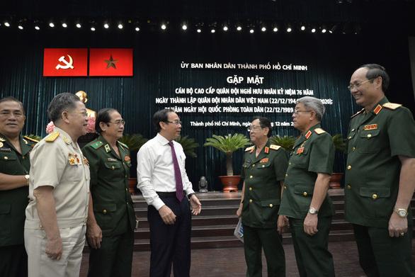 Bí thư Thành ủy TP.HCM Nguyễn Văn Nên: Sẽ sớm giải quyết vấn đề Thủ Thiêm - Ảnh 1.