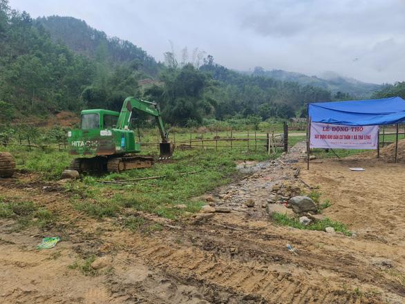 Quảng Nam làm khu tái định cư người dân Trà Leng sau thảm họa lở núi, lũ quét - Ảnh 1.