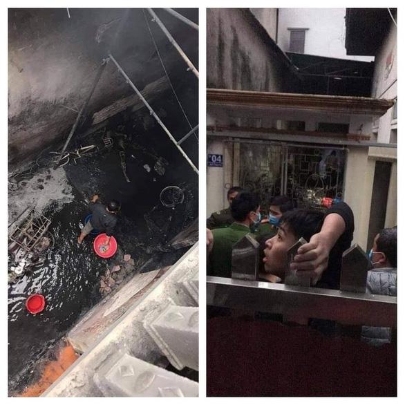 Nổ lớn, nghi do bình gas tại nhà dân, 2 người chết - Ảnh 1.