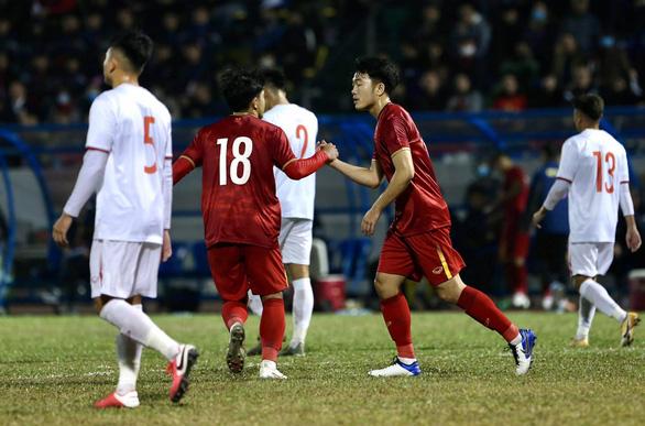 Tuyển Việt Nam hoà U22 Việt Nam 2-2  - Ảnh 2.