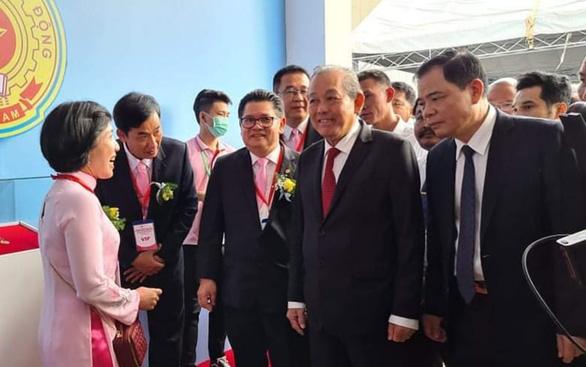 Việt Nam có nhà máy chế biến thịt gà xuất khẩu lớn nhất Đông Nam Á - Ảnh 2.