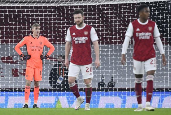 Vùi dập Arsenal tại Emirates, Man City vào bán kết Cúp liên đoàn - Ảnh 4.