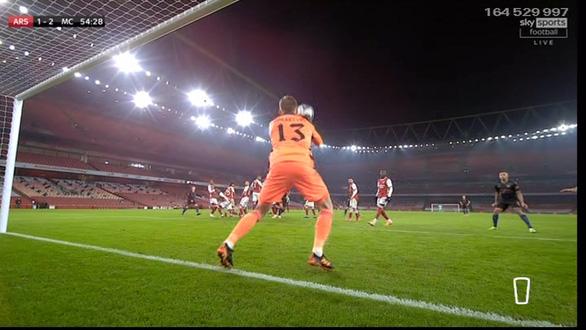 Điểm tin tối 23-12: Thủ môn Arsenal phải xóa tài khoản twitter sau sai lầm chết người - Ảnh 1.