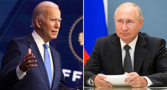 Nhà Trắng nói sẽ không mời Nga tham gia trở lại G7 - Ảnh 1.