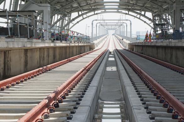 Metro số 1 Bến Thành - Suối Tiên chưa đạt kế hoạch năm 2020 vì COVID-19 - Ảnh 1.