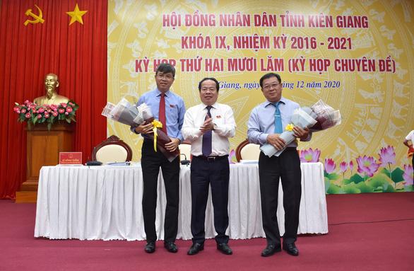 Bầu bổ sung 1 phó chủ tịch UBND tỉnh Kiên Giang - Ảnh 1.