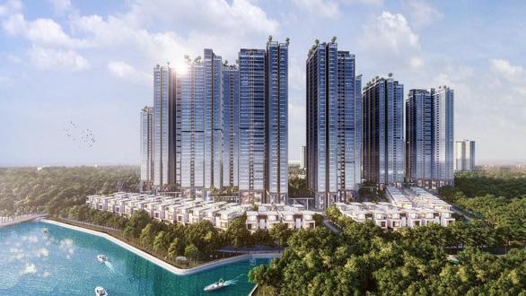 Khu Nam Sài Gòn sẽ bừng sáng bởi 9 tòa tháp dân cư - Ảnh 1.