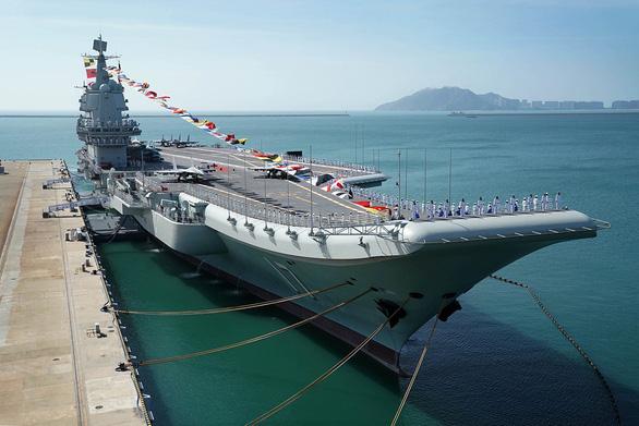 Mỹ tấn công chiến lược dung hợp quân - dân của Trung Quốc - Ảnh 1.