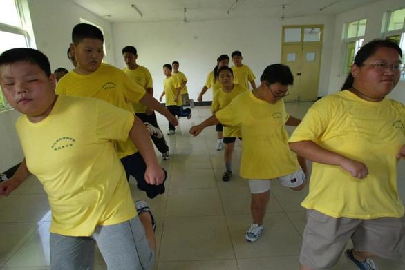Hơn một nửa người trưởng thành ở Trung Quốc bị thừa cân - Ảnh 1.