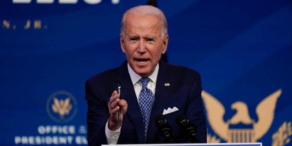 Ông Biden: Không có bằng chứng chính phủ ông Trump kiểm soát được cuộc tấn công mạng - Ảnh 1.
