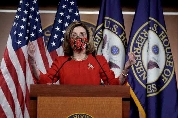 Hai đảng đối đầu tại Hạ viện Mỹ, gói hỗ trợ COVID-19 vẫn không lối thoát - Ảnh 1.