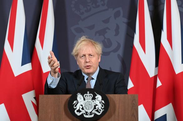 Anh và EU đạt thỏa thuận Brexit 7 ngày trước hạn chót - Ảnh 1.